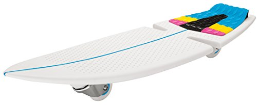 Razor Kid 's ripsurf ripstik, color blanco