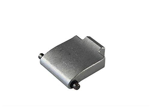 Gegenplatte Druckplatte für den Florabest Häcksler FLH 2500/6 DE von LIDL Gegen Druck Platte