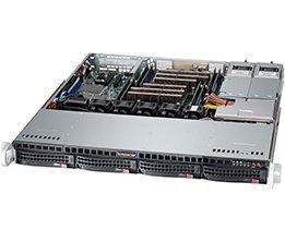 Supermicro SuperChassis 813mftq-r606cb Rack 600W Black, Grey Computer Case–Computer Cases (Rack, Server, ATX, Micro-ATX, Black, Grey, 1U, Home/Office)