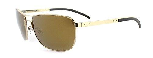 021a057243 Lightec Herren Metall Sonnenbrille 7864-DD020 polarisiert