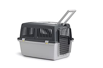 Transport Box Gulliver Mega 81 x 61 x 60 cm Transport Box Gulliver Mega 81 x 61 x 60 cm, max. 25 kg., , Grey