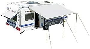 Dwt Sonnendach Flora Gr 1 6 Grau O Blau Trailtex Wohnwagen Bug Oder Hecksegel Sonnensegel Busse Caravan Ultraleicht Uv Schutz Camping Sport Freizeit
