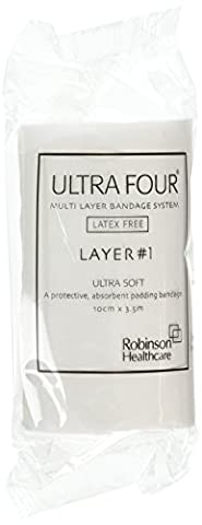 Single Use Instruments Ultra Soft Bandage doux 10 cm x 3,5 m x 24 mm