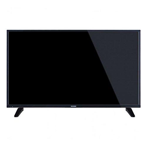 """Télévision TELEFUNKEN DOMUS55DVI15 55"""" LED Full HD Noir"""
