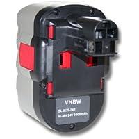 Elektronisches Werkzeug Li-Ion 3000mAh 14.4V vhbw Akku wie Bosch 2 607 336 078