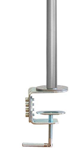 Allcam Extra Long Pole Module (100 cm) for MDM04 MDM05 MDM06 MDM07 Multi Monitor Arm Bracket Arm-desktop-pole-mount