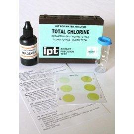 Tester completo per analisi del cloro