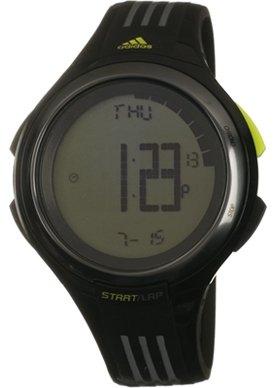 Adidas Response sport Digital XL cronografo grigio quadrante orologio da uomo # ADP3050