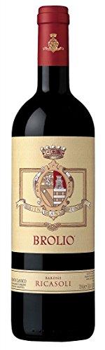 Chianti-wein-flasche (Barone Ricasoli Brolio Chianti Classico DOCG 2015 trocken (0,75 L Flaschen))