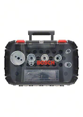 Bosch 2608594191 - Juego herramientas 9 piezas Juego