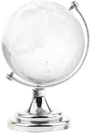 perfk Presse-papiers Globe Tableau de Collection Décor Support - Hauteur Hauteur Hauteur 150mm B07JLZGMKV d0f10c