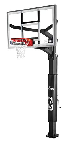 Spalding X 79 in-ground Basketball System (Basketball Backboard And Rim)