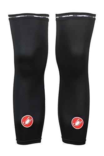 CASTELLI UPF 50+ Light Knee Skins Legwarmer S schwarz -
