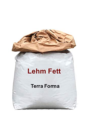 Terra Forma Lehmpulver Fett (Ton) a 25 kg