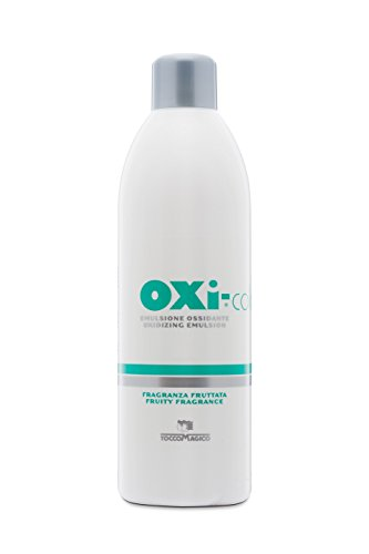 Tocco Magico Oxi color emulsione ossidante fragranza fruttata per capelli colorati protegge la cute e migliora la presa