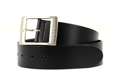 ESPRIT Accessoires Damen Gürtel 999EA1S807, Schwarz (Black 001), 6631 (Herstellergröße: 85)