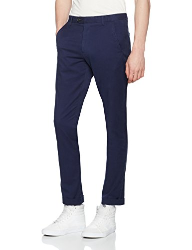 find-mens-cotton-chino-slim-trousers-blue-navy-xxxx-large-manufacturer-size44