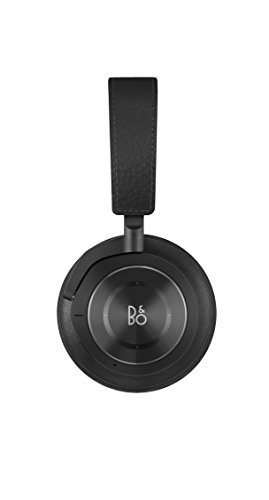 B&O PLAY by Bang & Olufsen 1645026 Beoplay H9i Wireless Over-Ear Active Noise Cancelling Kopfhörer schwarz - 2