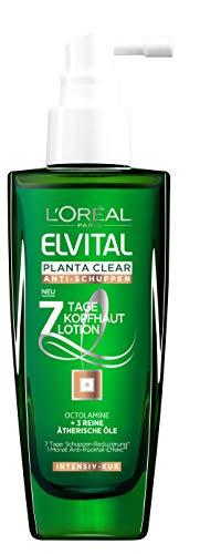 L\'Oréal Paris Elvital Planta Clear Anti-Schuppen Intensiv-Kur, 6er Pack (6 x 100 ml)