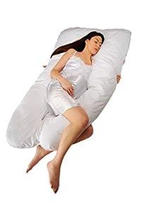 Sanggol pregnancy Pillow and Nursing Pillow Pillowcase for Pregnancy Pillow | Nursing Pillow