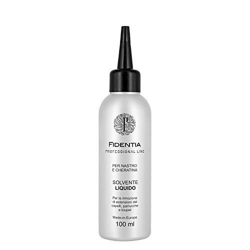 Scopri offerta per Fidentia Solvente per Capelli Estensione, Parrucche et Toupet - Made-in-Europe Hair Extension Remover - 100 ml