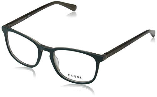 Guess Unisex-Erwachsene GU1950 088 52 Brillengestelle, Türkis (Turchese Op)