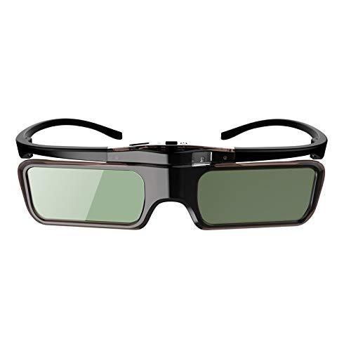 Wewoo VR 4 Stück Brille 3D DLP Aktiver Verschluss für XGIMI Z4X / H1 / Z5 BenQ MS521P MW712 Optoma HD142X Coolux S3 Projektoren Dell Acer 96-144HZ