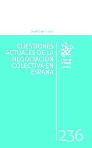 Libro sobre negociación colectiva