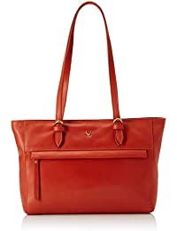 Isle Coco by Hidesign Women's Handbag (Orange)