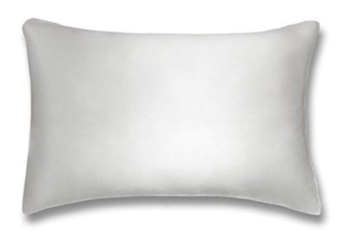 Dormibene Federa 100% Pura Seta di Gelso, morbido per biancheria da letto, naturalmente ipoallergenico