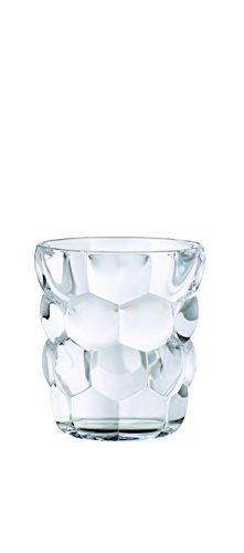 Spiegelau & Nachtmann, 4-teiliges Universalbecher-Set, Kristallglas, 315 ml, Bubbles, 0099531-0