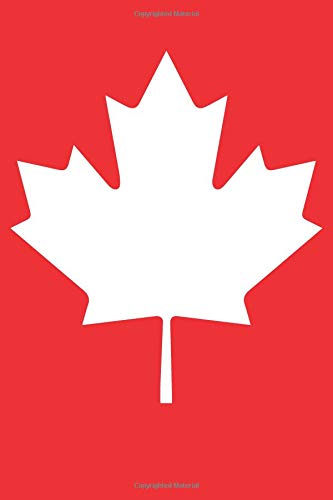 Canada Maple Leaf: 120 Pages 6