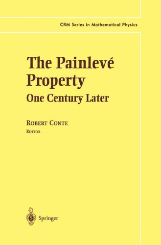 THE PAINVELE PROPERTY. : One century later