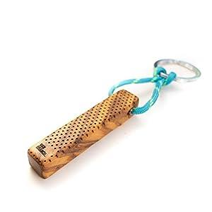 van branch | Schlüsselanhänger aus Holz mit individueller Gravur