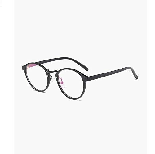 Defect Männer und Frauen Brillen Rahmen Mode Jelly transparent Auge Frame