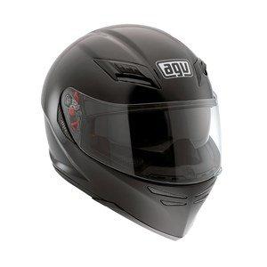 AGV Skyline Moto Casco Negro