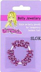 City Chick Body Jewellery Mädchen Party Tasche für (Taschen Party Party City)