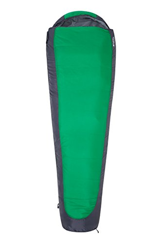 Mountain Warehouse Saco dormir Microlite 500 Verde