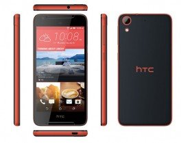 HTC Desire 628 Dual SIM (4G, Sunset Blue)