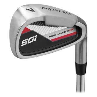 Wilson Herren PRO STAFF SGI STL MRH 5-SW Golfschläger Set, Mehrfarben,