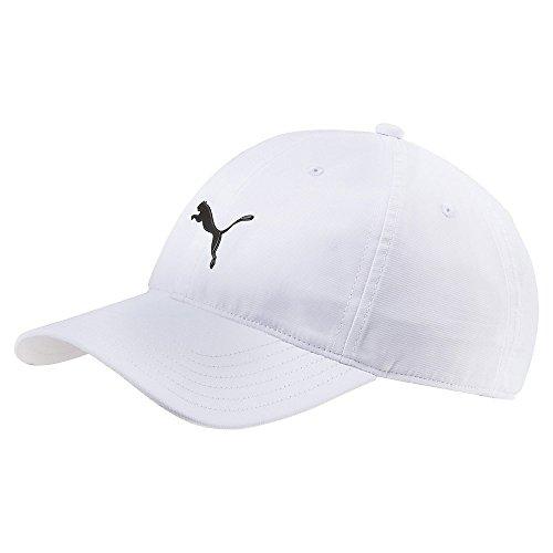 Puma Casquette de Baseball - Homme Taille Unique - Blanc - Taille Unique