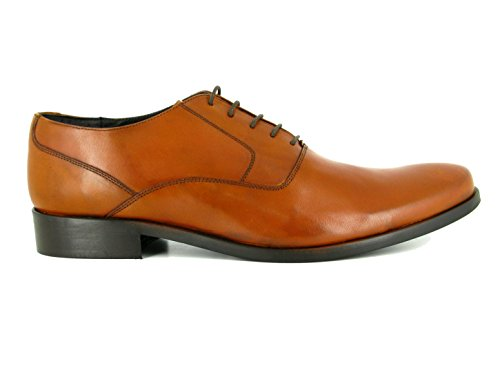 J.BRADFORD Chaussures Richelieu JB-COTCH Camel Marron