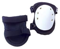 Alta Tactical Unisex Altaflex 50420 Knee Pads, Blackwhite