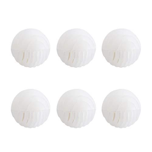SUPVOX Luftreinigungs Schuhe Deodorant Ball und Geruch Entferner Schuhdeo und Geruch Eliminator für Hausschuhe Minzgeschmack 6pcs