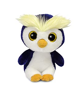 Aurora World 61119 - Peluche de Peluche, Color Azul y Blanco