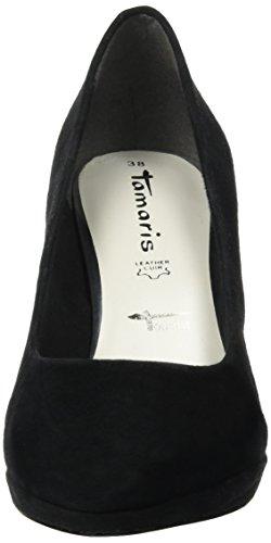 Tamaris Damen 22428 Pumps Schwarz (Black 001)