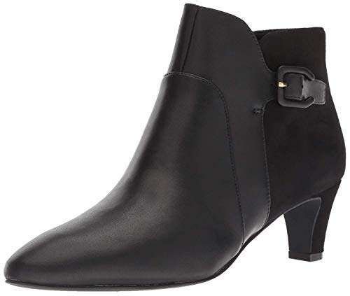 d9f6f43fba9 Cole Haan Femmes Couleur Noir Black Waterproof Leather Taille 37.5 EU / 6.5  Us