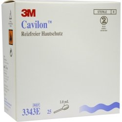 CAVILON 3M Lolly reizfreier Hautschutz 25 ml