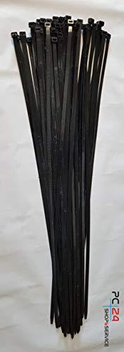 Kabelbinder 1000mm Schwarz 50Stck. | Premiumqualität gebraucht kaufen  Wird an jeden Ort in Deutschland