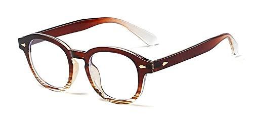 GPZFLGYN Anti-Blau Computer Gläser Anti-Fatigue Cat Eye Anti-Blaulicht Brillengestelle Männer Frauen Optische Mode Computer Brillen